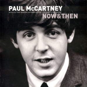 "Front cover of ""Paul McCartney - Now & Then"" 2006"