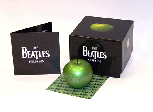 The Beatles Apple USB Box Set Worth Owning If...