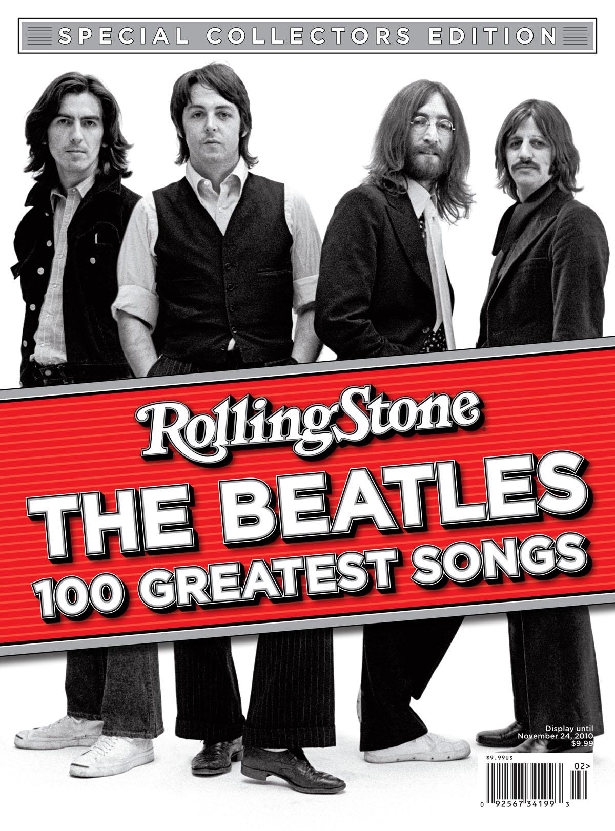 Resultado de imagem para 100 greatest beatles songs rolling stones