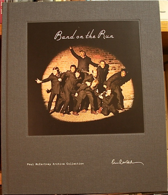 Band On The Run Deluxe Cd And Vinyl Beatles Blog
