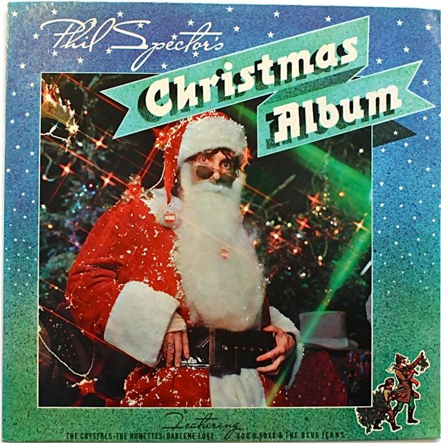 Phil Spector S Christmas Album Beatles Blog