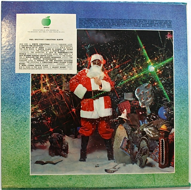 Phil Spector's Christmas Album | Beatles Blog