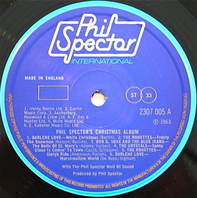 Phil Spector's Christmas Album | Beatles Blog