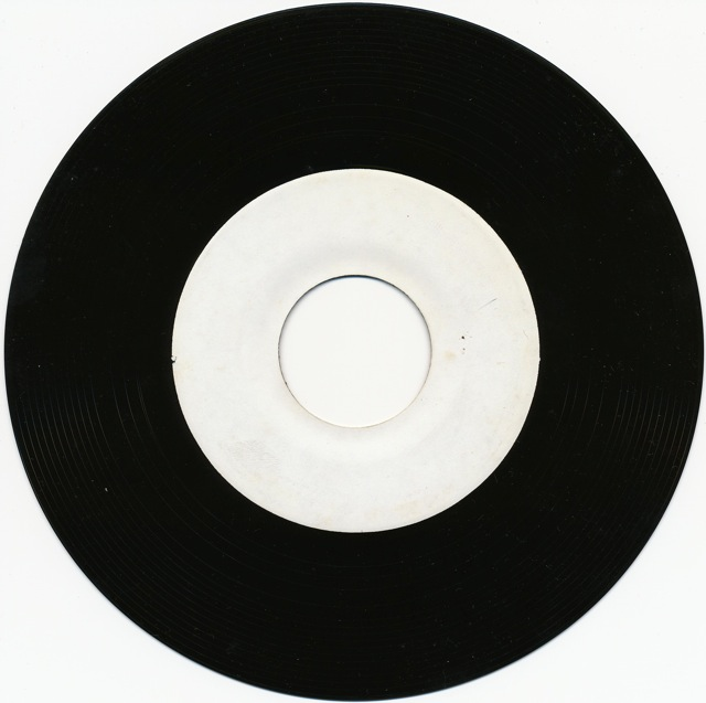 Vinyl Record Label Template Blank Pictures To Pin On
