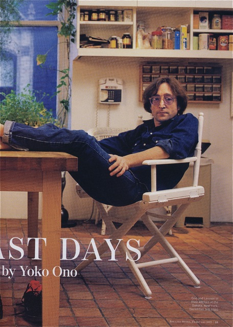 The Lost Lennon Tapes Rolling Stone Magazine Beatles Blog