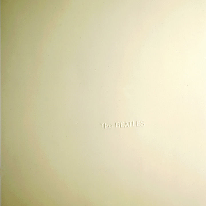 White Album Beatles Blog