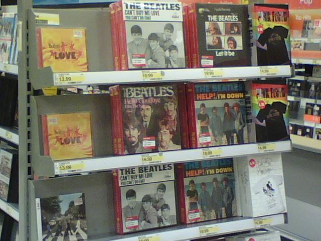 Apple Reissues Beatles Blog