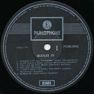 New Zealand Beatles   Beatles Blog