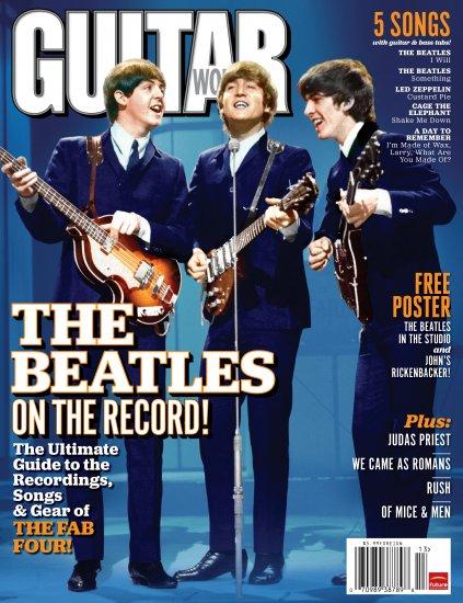 Gear Guitar Magazine Guitar World Magazine in The