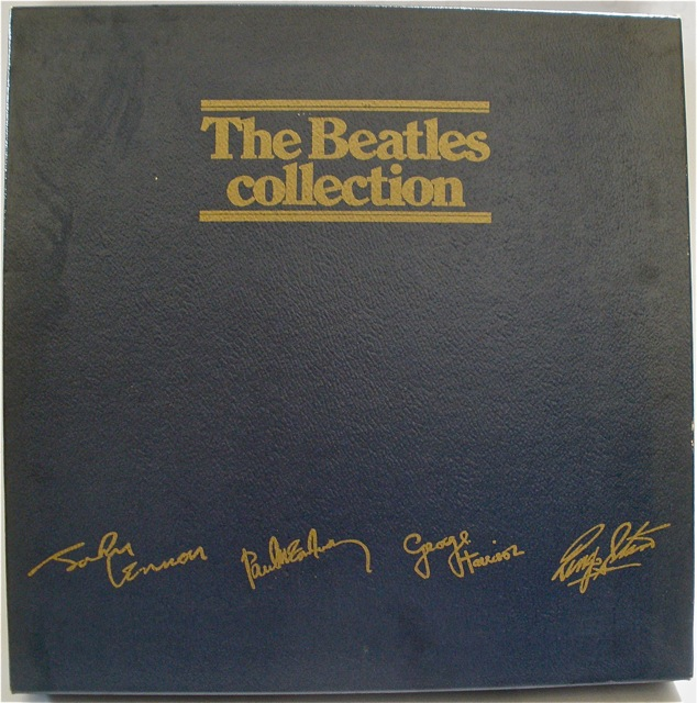 The Beatles Collection Australian Blue Box Beatles Blog