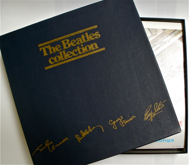 Of beatles albums value 20 vinyl