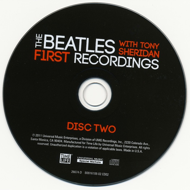 The Beatles First Recordings – 50th Anniversary Edition | Beatles ...