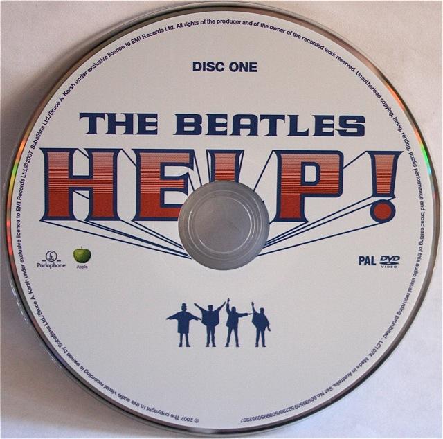 Label Variations Part Seven Help Beatles Blog