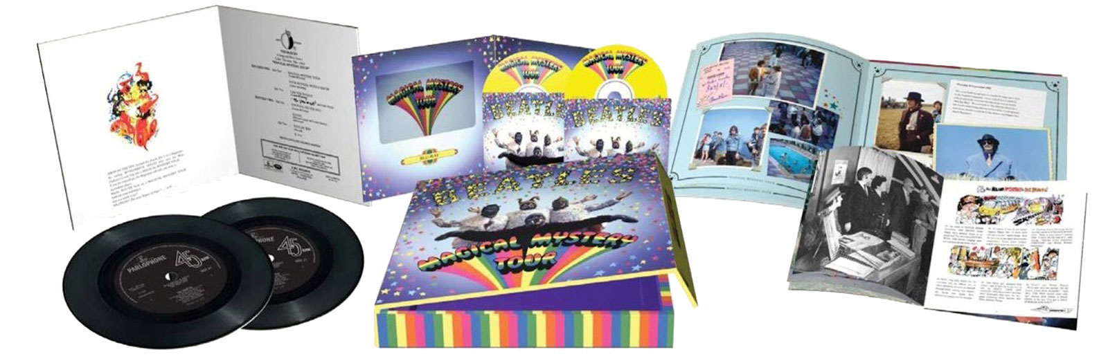 Magical Mystery Tour To Be Re Released Beatles Blog
