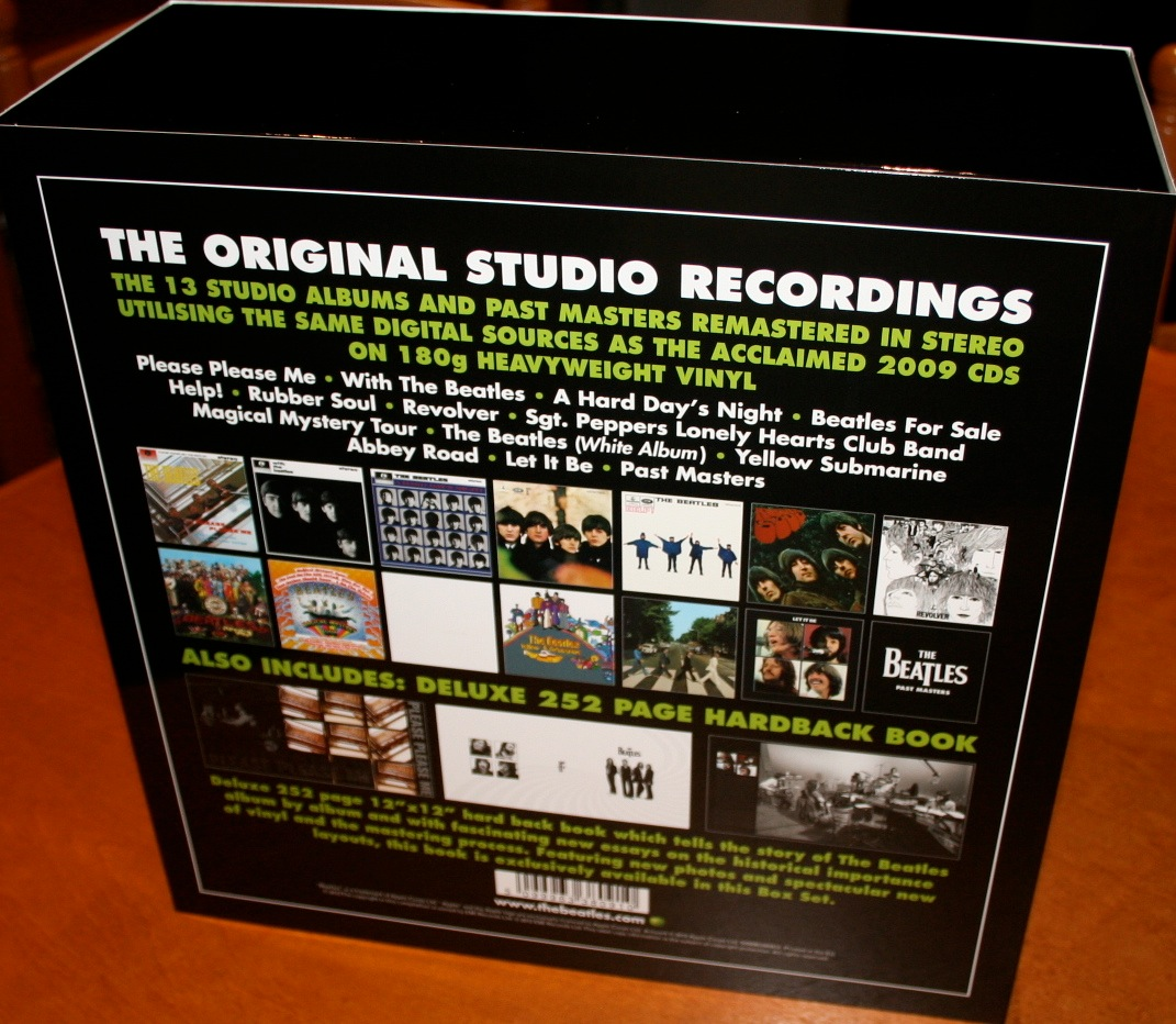 Stereo Remasters Beatles Blog