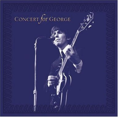 Collaborations  ***  George Harrison & Ravi Shankar Concertgeorgecover