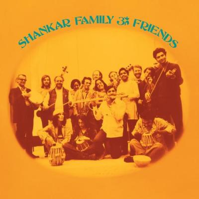 Collaborations  ***  George Harrison & Ravi Shankar Family-and-friends