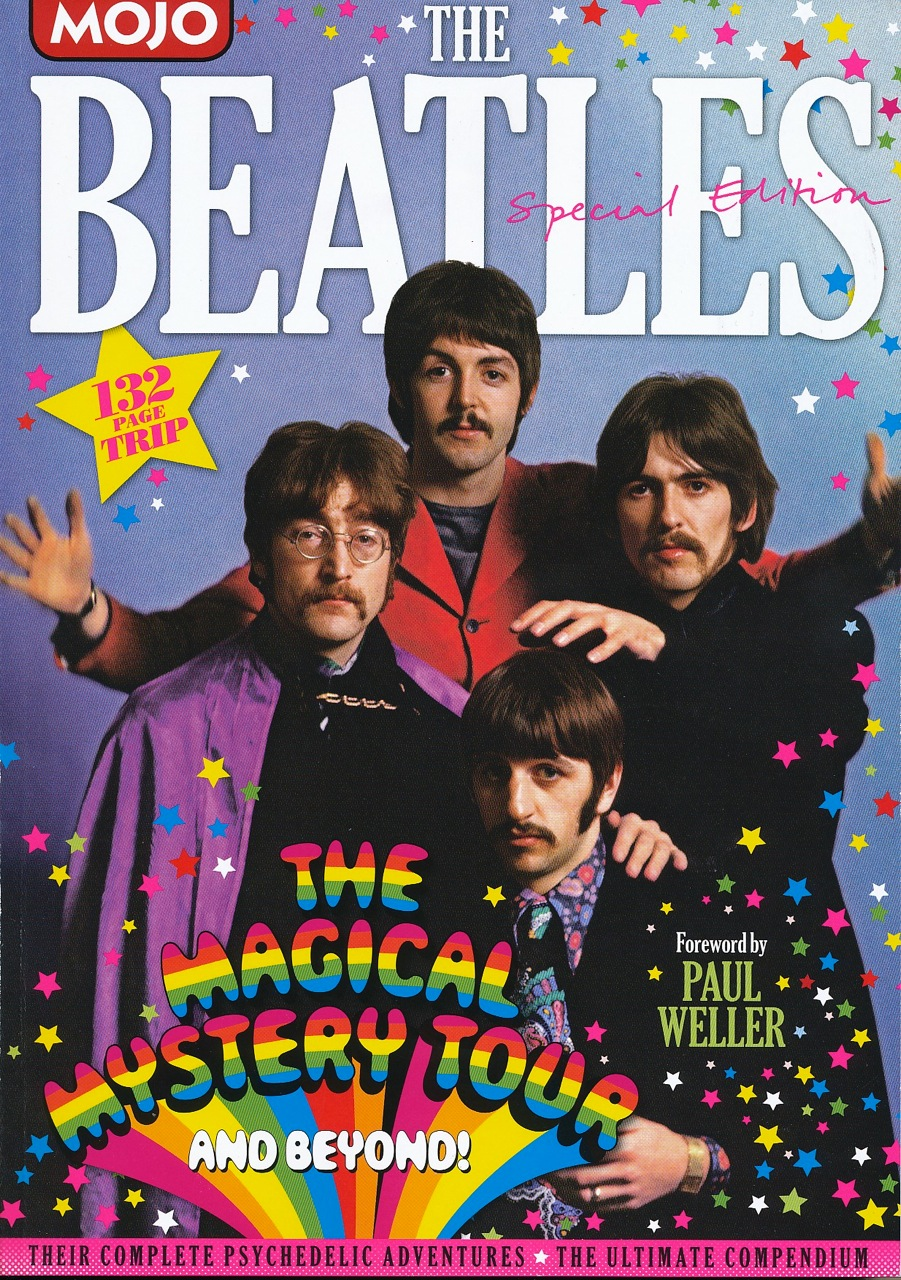 Mojo The Beatles Magical Mystery Tour Special Edition