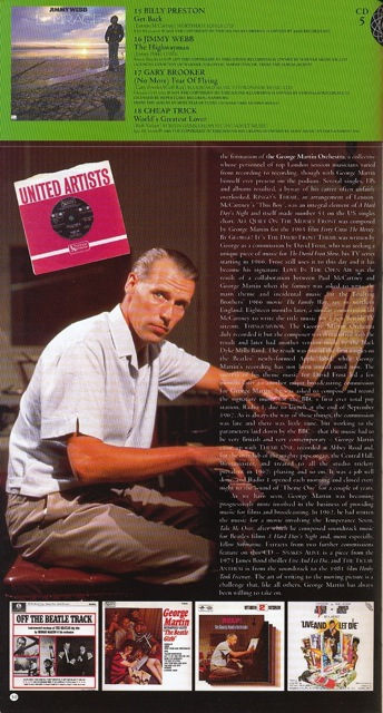 Produced by George Martin Book 4