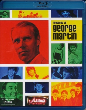 Produced by George Martin BR Front