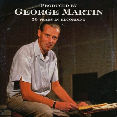 Produced by George Martin CD Promo Front