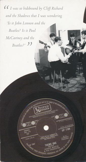 Produced by George Martin Cov 3