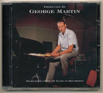 Prodused by George Martin Highlights CD Front