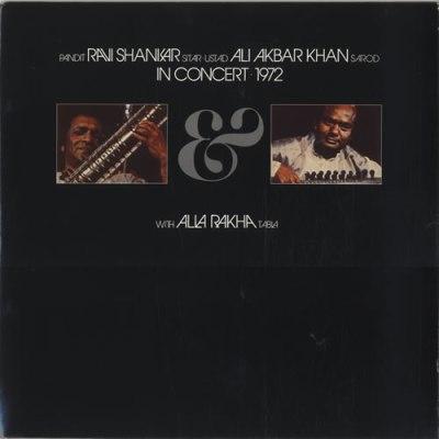 Collaborations  ***  George Harrison & Ravi Shankar Ravi-shankar-in-concert-1972-139925
