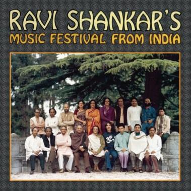 Collaborations  ***  George Harrison & Ravi Shankar Ravishankarsmusicfestivalfromindia_album_cover