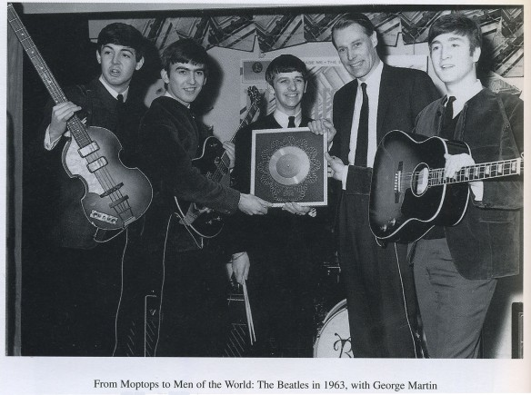Beatles 1963 PPM launch