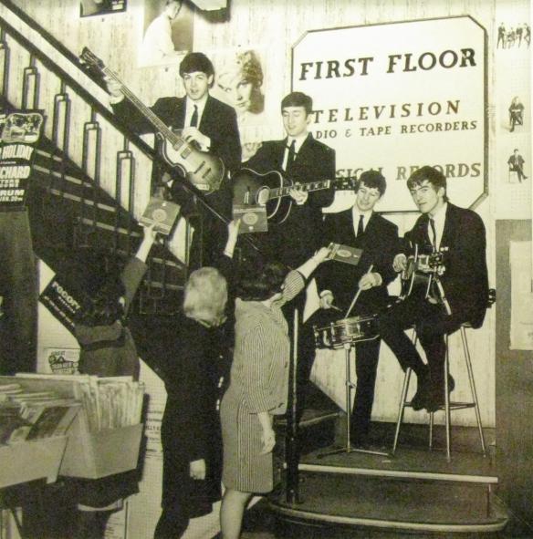 Beatles Record Store NEMS?