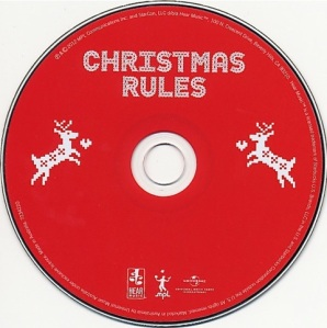 Christmas Rules Aust CD