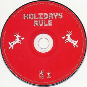 Christmas Rules CD US