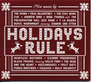 Christmas Rules front US