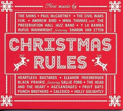 Christmas Rules front