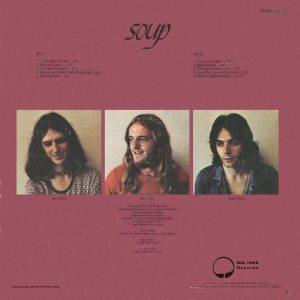 SOUP BACK CD SZ