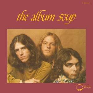 The Album Soup Front CD SZ