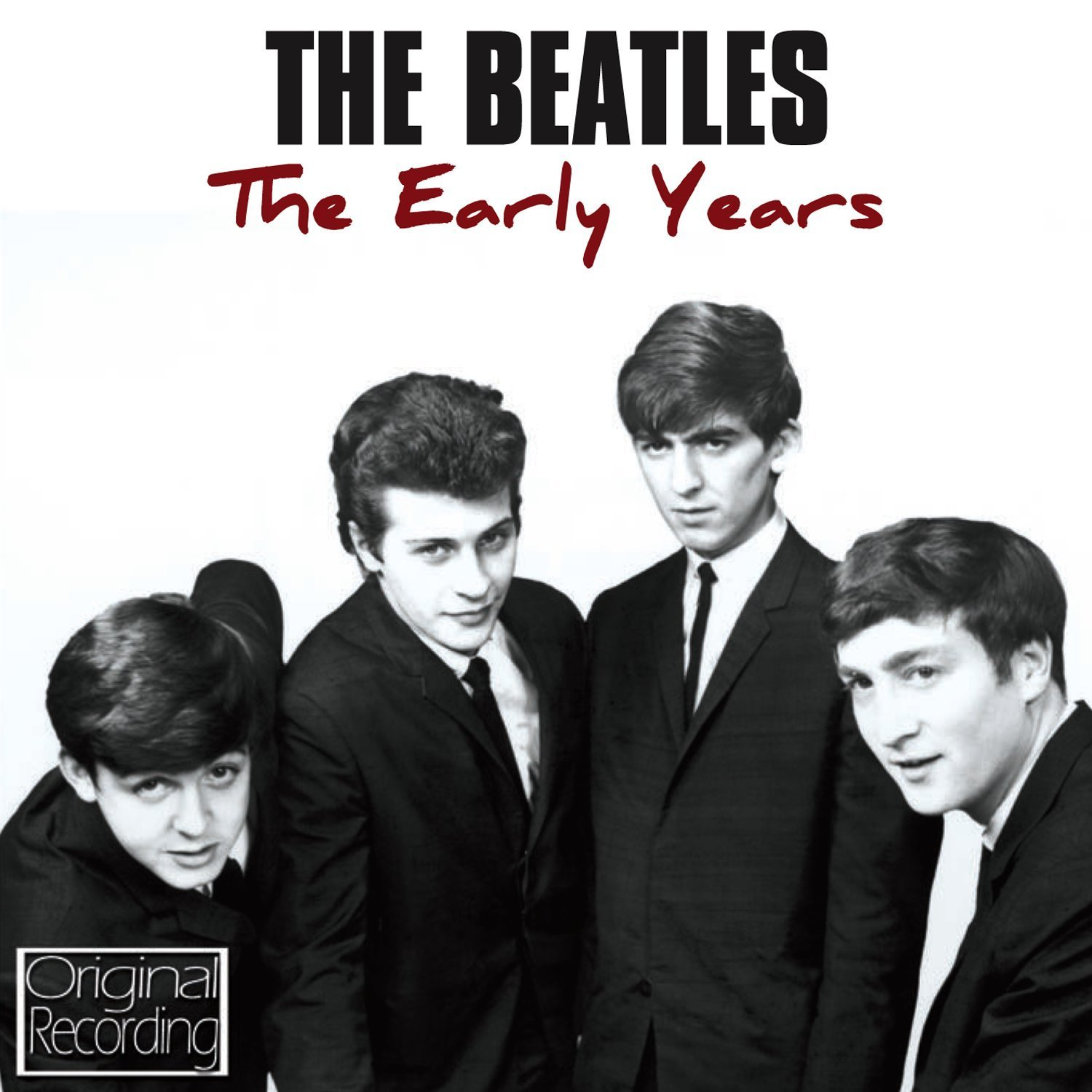 The Beatles Tony Sheridan And The Beat Brothers Meet The Beat