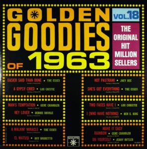 Golden Goodies of 1963