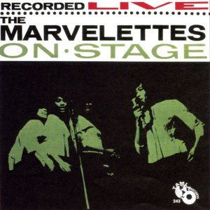 Marvelettes_On-Stage_live-album