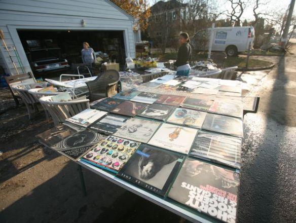Flood Records