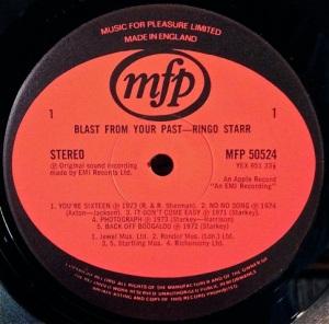 Blast MFP Label