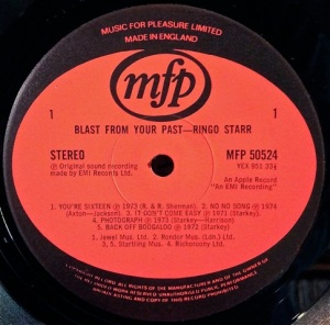 Blast MFP Label