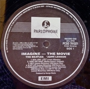 Imagine label