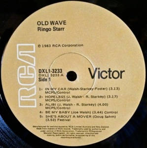 Old Wave Label
