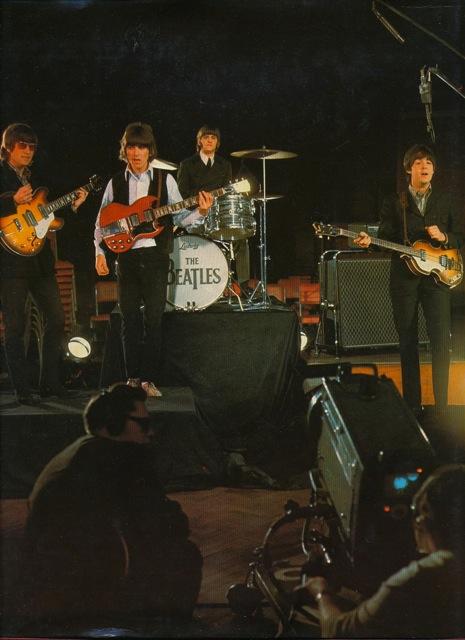 Beatles Forever Rear