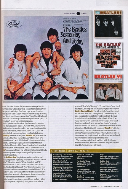 Uncut Beatles 3