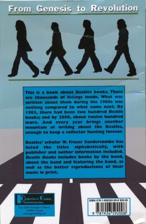 Beatles Books Book