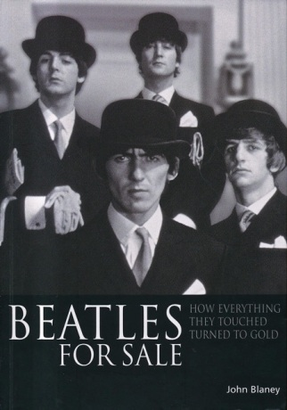 Beatles For Sale front