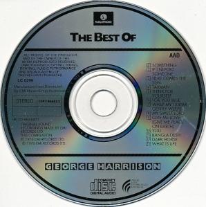 George Best of CD